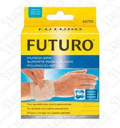 MUÑEQUERA FUTURO VELCRO TALLA S/M