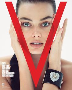 Photos of New Hollywood: V Magazine Spring 2020 cover story editorial with Margot Robbie (Model), Chris Colls (Photographer), Paul Cavaco (Wardrobe Stylist), Pati Dubroff (Makeup Artist), Diego Da Silva (Hair Stylist). Mad Love, The Americans, Nurse Jackie, Ray Donovan, It Crowd, V Magazine, Magazine Covers, Magic Mike, Boardwalk Empire