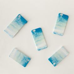 iPhone/Galaxy/Xperia Case「青い、空」