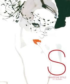 Shinsegae Style December 2011 | david downton