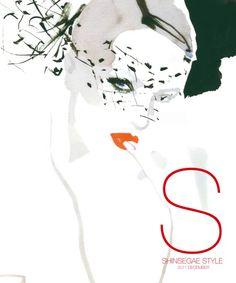Shinsegae Style December 2011 | david downton