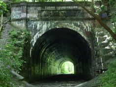 Moonville Tunnel in Vinton County, OH | 29 Creepy Places In Ohio That Will Terrify You