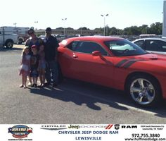 https://flic.kr/p/vBAqQq | #HappyAnniversary to John Pusher on your 2013 #Dodge #Challenger from Ruben Cantu at Huffines Chrysler Jeep Dodge Ram Lewisville! | www.huffinesdodge.com/?utm_source=Flickr&utm_medium=D...