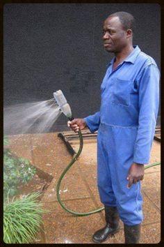 Praktisk vanding