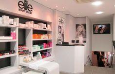 ELITE BEAUTY STUDIO / Indissociable de la Fashion Week, le centre Elite Beauty Studio s'est naturellement installé à Paris, capitale incontournable de la mode.
