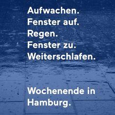 Wochenende in #Hamburg