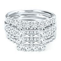 Handel 5/8ct TW Diamond Engagement Ring Set In 14K Gold   Handel Collection    Helzberg Diamond Symphonies   Collections   Helzberg Diamonds | Pinterest  ...