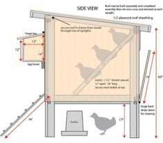 chicken coup by Scrappinceo