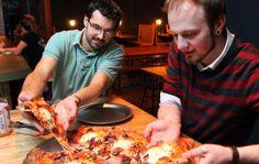 Ammazza in the Old Fourth Ward of Atlanta - best pizza in Atlanta