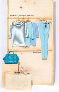 Modne #cygaretki damskie i luźne koszulki #oversize