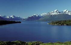 Chilko_Lake in the Coast Range
