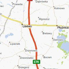 """Pożar na A1. """"Bardzo duży korek"""" - Polska w Kontakt 24"""