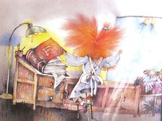 Stephen Gammell -  The Wing Shop