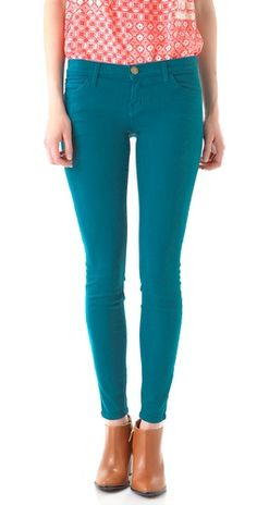 40% OFF Current/Elliott The Ankle Skinny Jeans