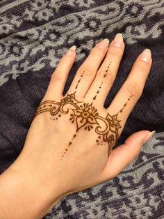 pretty, hand, mehendi, design, art, henna, tattoo