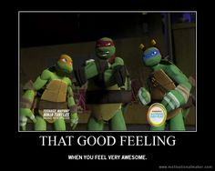 Raph feel awesome :) by ~Rirock2000 on deviantART