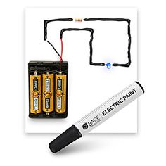 Electric Paint Pen with Conductive Ink