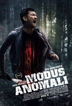 Garip Bir Korku Filmi : Modus Anomali 2012 izle