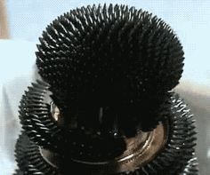 ferrofluids in action - HomemadeTools.net
