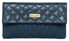 Marc Jacobs Blue Clutch