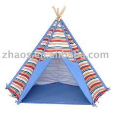 It S Indian Summer To Win Gray Label Tipi Tent Win