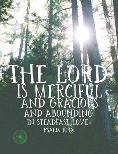 Merciful & Gracious