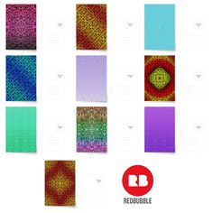 SOLD 10 Postcards! #Redbubble #cards #postcards #baroque #damask #floral #zentangle #abstract http://www.redbubble.com/people/medusa81