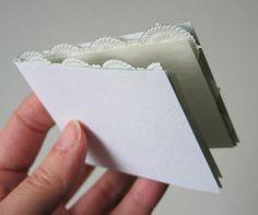 DIY: mini book