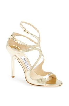 Jimmy Choo 'Lang' Sandal (Women) available at #Nordstrom