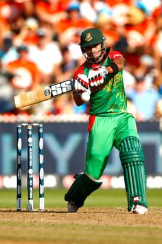 Sabbir Rahman helped Bangladesh attack in the end overs
