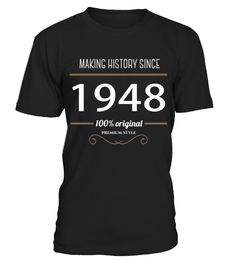 "# Birth Year 1948 Born In 1948 .  LIMITED EDITION !The perfect hoodie and tee for you !HOW TO ORDER:1. Select the style and color you want:T-Shirt / Hoodie / Long Sleeve2. Click ""Buy it now""3. Select size and quantity4. Enter shipping and billing information5. Done! Simple as that!TIPS: Buy 2 or more to save on shipping cost!Guaranteed safe and secure checkout via:Paypal 