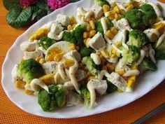 Brokuły to jedne z najzdrowszych warzyw. Mają wyjątkowe właściwości zdrowotne. Ja użyłam ich do przygotowania sałatki. Połączenie z kurczaki...