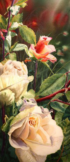 Elizabeth Tyler    Watercolor