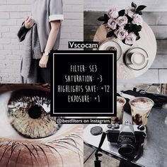 """1,574 Beğenme, 37 Yorum - Instagram'da vsco filters! (@ibestfilters): """"#SE3bfilters / limited edition❕ pale/creamy ish filter, good for images with brown/grey tones and…"""""""
