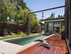 Everett Street Residence by Dawson & Clinton | HomeAdore
