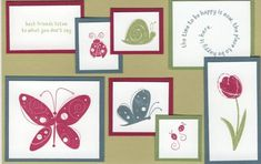 Index Card - Garden Whimsy by galleryindex - Cards and Paper Crafts at Splitcoaststampers
