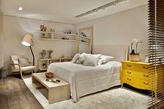 decoração de quarto de casal usando comoda bombe - Pesquisa Google