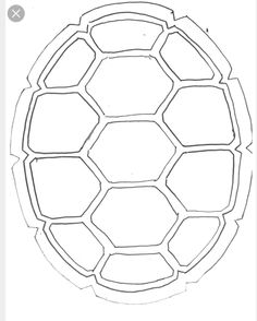 Free for personal use Turtle Shell Drawing of your choice Ninja Turtle Crafts, Ninja Turtle Shells, Ninja Turtle Mask, Sea Turtle Shell, Ninja Turtle Birthday, Ninja Turtle Party, Ninja Turtles, Shell Drawing, Turtle Rock