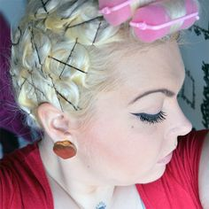 Style Hair 50S Hairstyles For Long Hair Tutorial  Google Search  Beautyclean