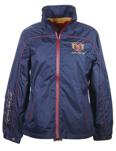 Lansdown Country Clothing Yacht Club Sailing Jacket This sailing jacket from Lansdown Country Clothing is extremely smart and features a wealth of