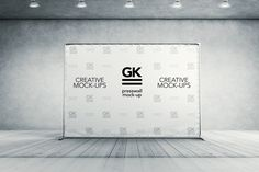 """Check out this @Behance project: """"3D Press Wall / Banner Mock Up"""" https://www.behance.net/gallery/33024803/3D-Press-Wall-Banner-Mock-Up"""