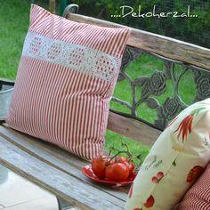 Ein Dekoherzal in den Bergen Marmalade, Bergen, Den, Throw Pillows, Cushion, Decorations, Cushions, Decorative Pillows, Decor Pillows