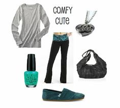 comfy cute outfit