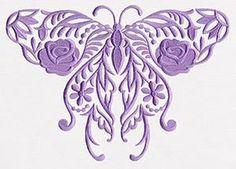 Folk Spring Butterfly_image