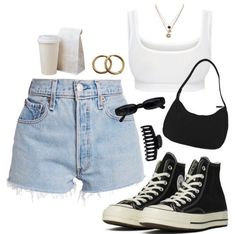 Swag Outfits For Girls, Teen Fashion Outfits, Mode Outfits, Retro Outfits, Look Fashion, Baddie Outfits Casual, Cute Casual Outfits, Stylish Outfits, Looks Pinterest