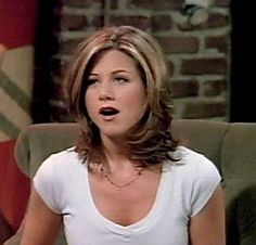 obviously, i have an obsession with the rachel haircut...really ...