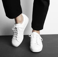 Bereits so classic: adidas Superstar. Hier entdecken und shoppen: http://sturbock.me/KeL
