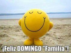 "¡ Feliz domingo "" Familia "" !"