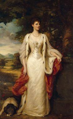 Violet Herbert, Countess of Powis