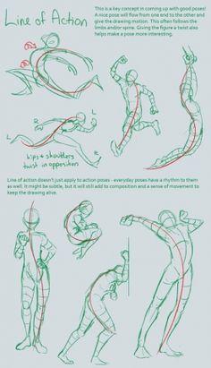 anatomi-model-karakalem-çizimleri-2325+